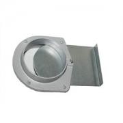 Slide Gate Damper Opened cvmin