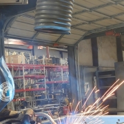 blower in action 2
